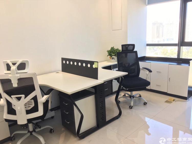 出租龙年广场450平精装修办公室