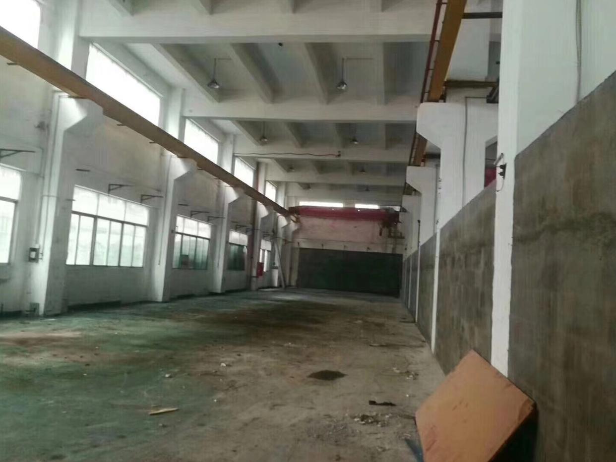 松岗新出9⃣️米高一楼1000平米