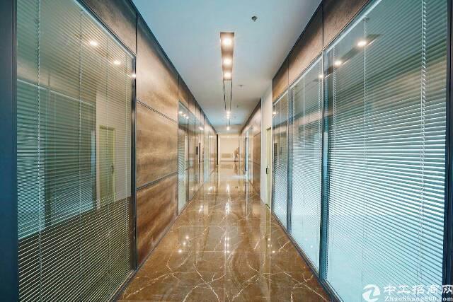 南山西丽甲级办公楼1350平米出租
