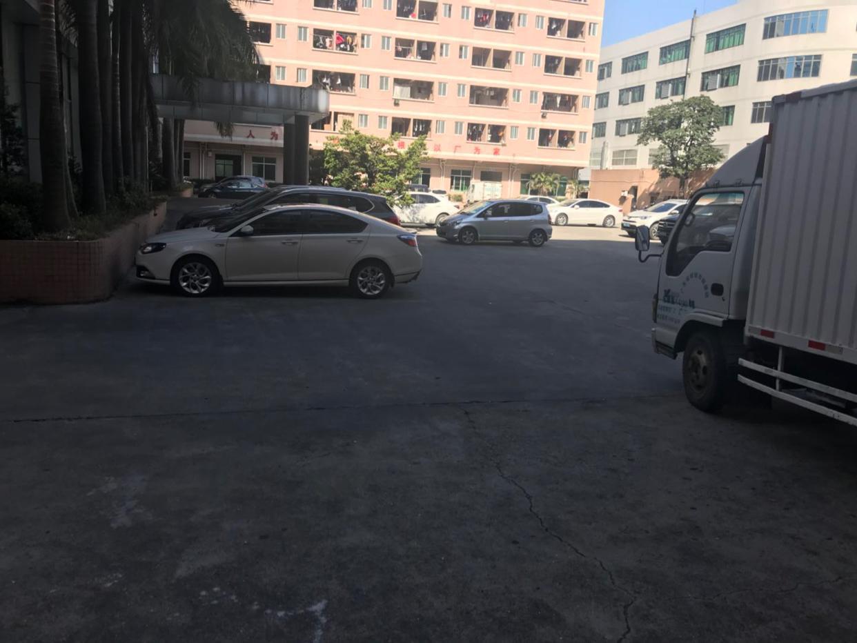 广州新塘镇独门独院厂房出租.空地大.交通便利.