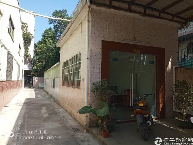 清溪镇新岀单一层带豪华装修办公室