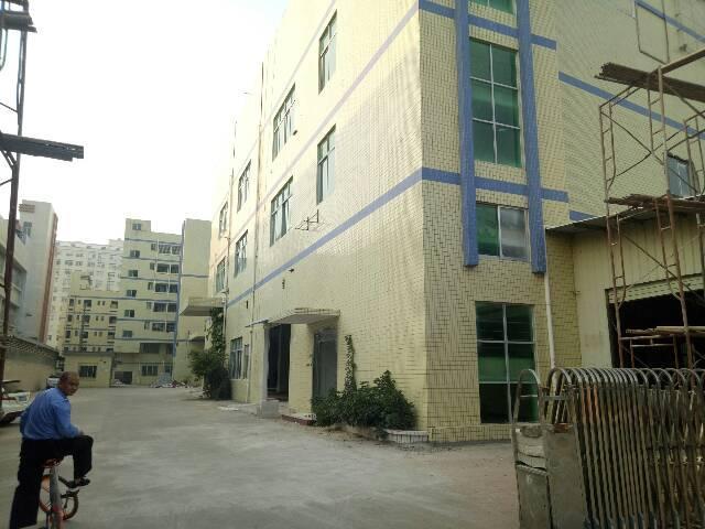 长安沙头独门独院厂房一楼2600平方