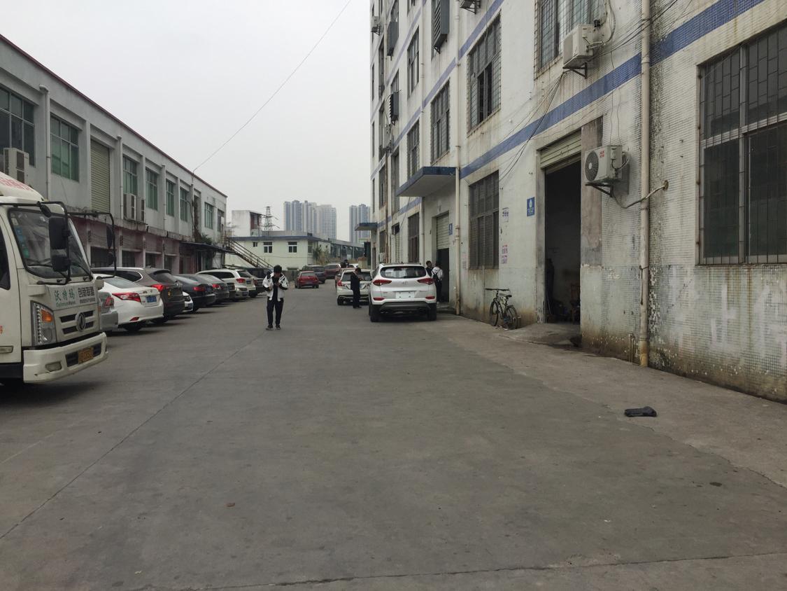 观澜福民新出一楼600平方带办公室