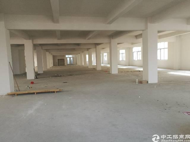 杨屋可做污染楼上厂房1600平招租