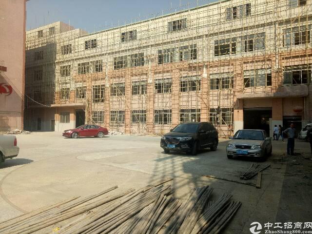 虎门镇北栅原房东厂房四层6000平方可以分层租