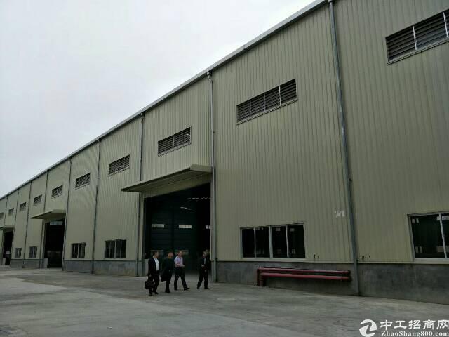 长安新出8米高独院钢构4000平低价出租