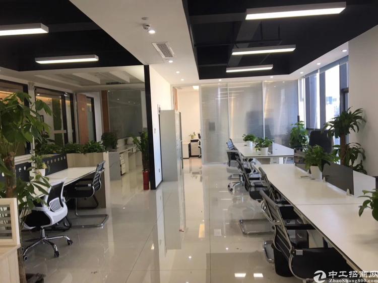 龙岗中心城245平精装修带家具办公室