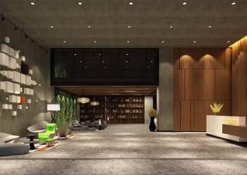 西乡碧海湾双地铁口百佳润写字楼55-350平米出租图片4
