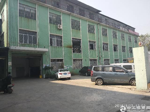 凤岗新空出可做小污染标准厂房1200㎡