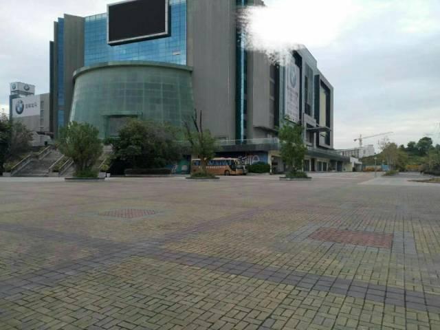龙岗花园式工业园原房东红本独栋厂房出租5层12500平方