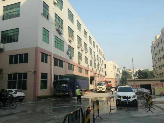 公明上村3楼1200平米厂房出租