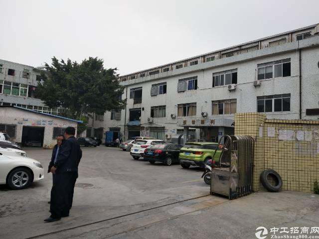 沙井庄村大型工业园新出装修厂房出租930平