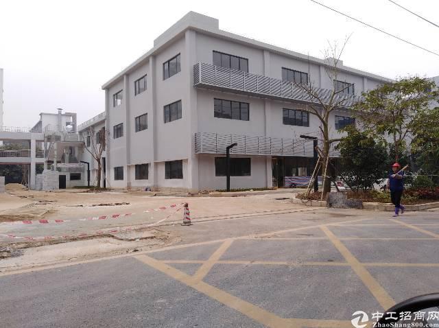 沙井宝安大道附近高新产业园独栋3900平米厂房出租