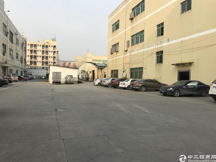 乌沙大工业园分租三楼420平米厂房出租空地大