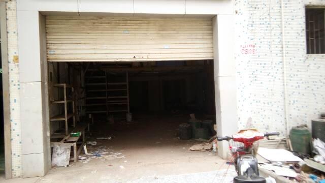 福永和平一楼300平米标准厂房招租