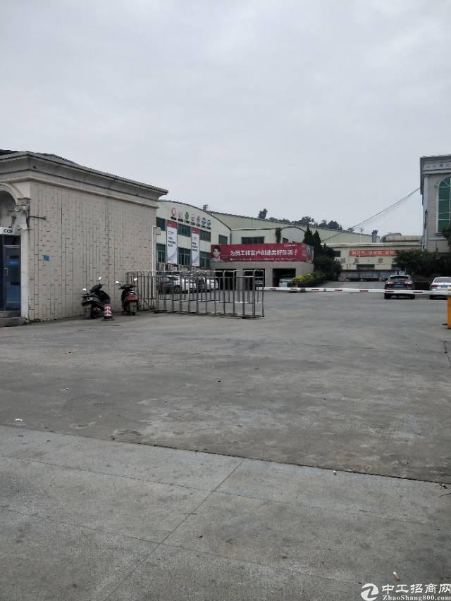 大岭山红本单一层厂房分租15000平方