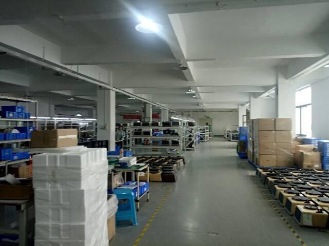 西部楼上的豪华装修厂房2300平方-图9