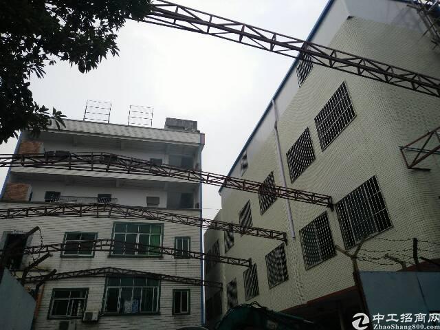 清溪镇近凤岗新出原房东独院厂房3000㎡出租带现成装修