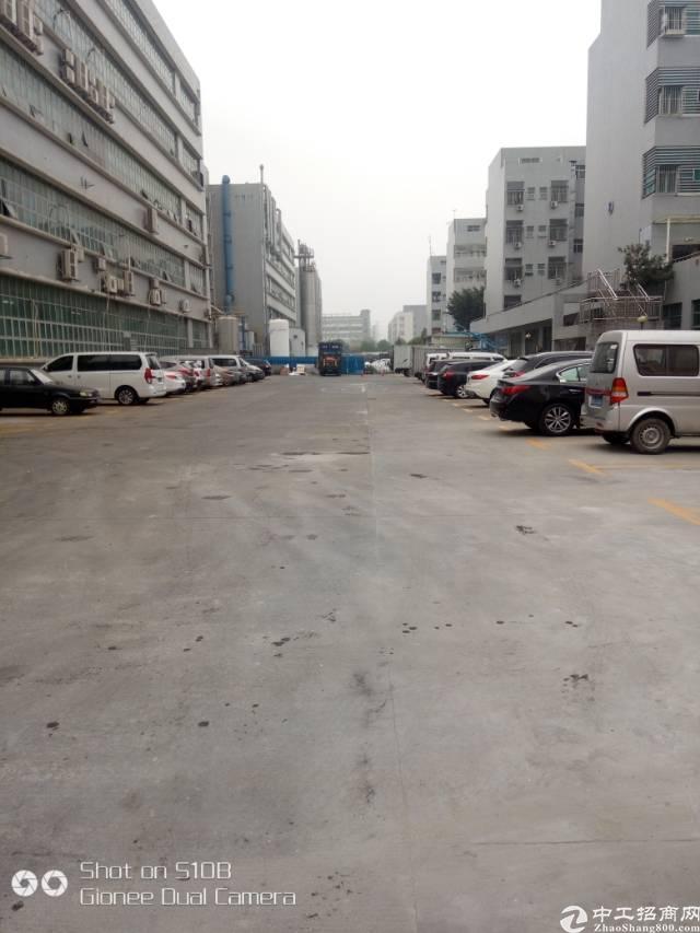 龙华大浪商业中心、高薪产业园、1800平无公摊厂房招租