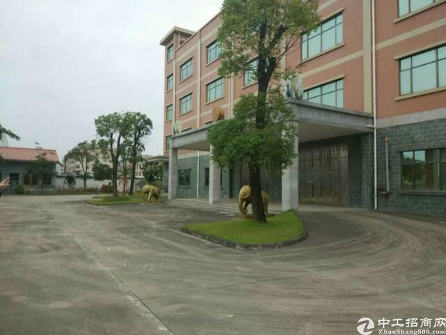 大朗镇新出独院厂房出租9500平方