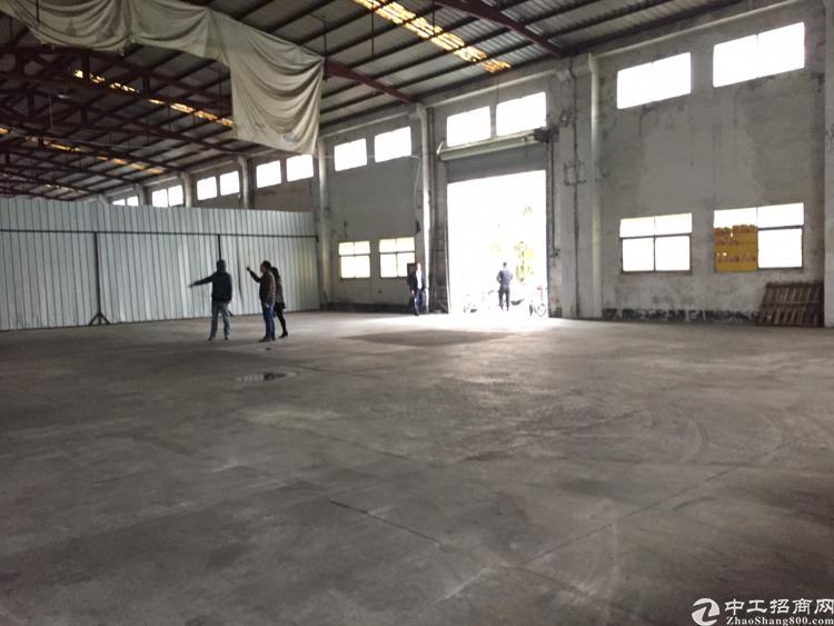龙华独院钢构厂房出租