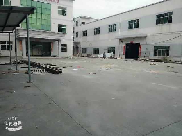 清溪镇原房东独院厂房8000平