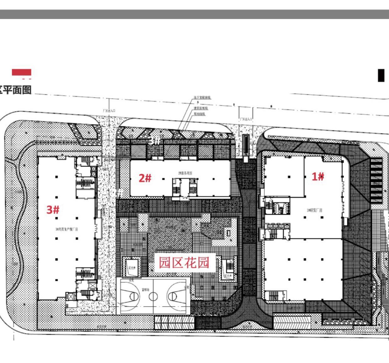 6楼2000平米全新红本写字楼出租