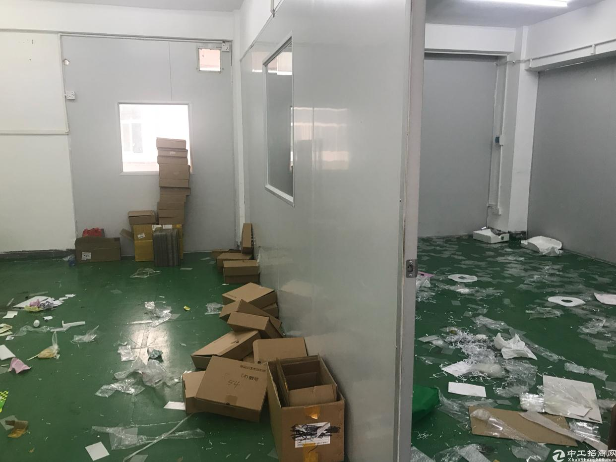 福永镇和平楼上新出200平厂房招租