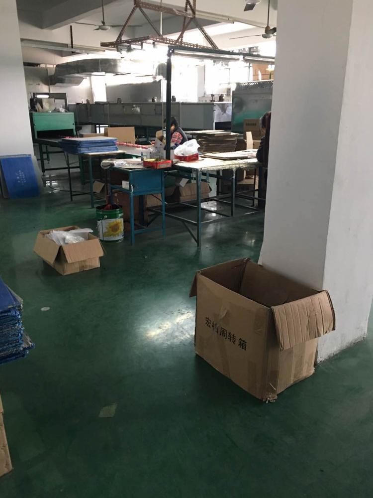 清溪新出楼上标准厂房,带装修办公室