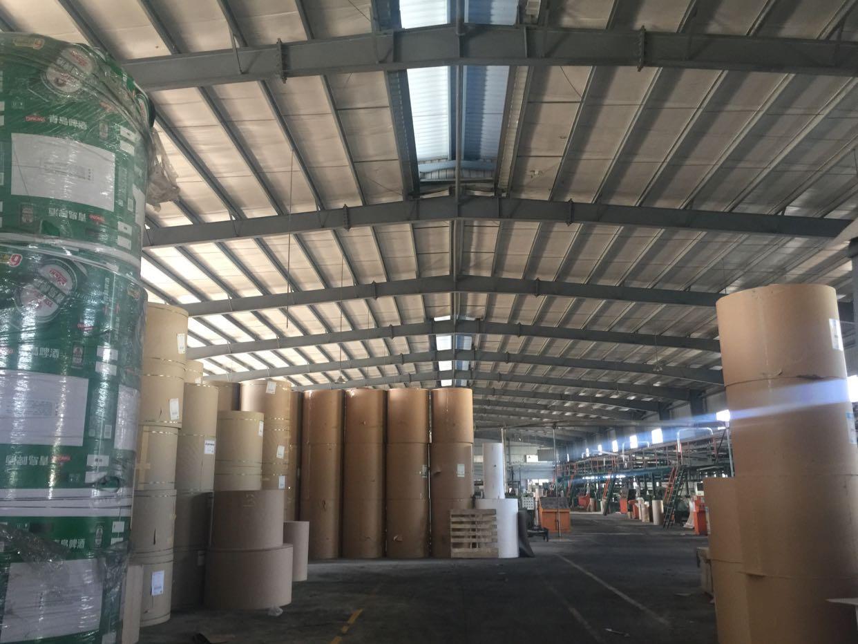 光明新区新空出滴水10米钢构厂房独门独院钢构