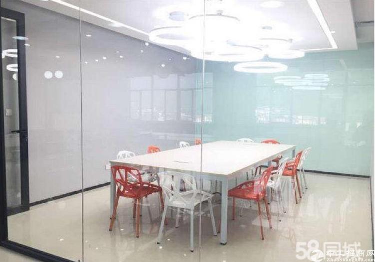 松岗大田洋精装修写字楼158平方米低价出租