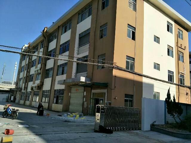 大洋田新出独门独院1~4层6000平方标准厂房