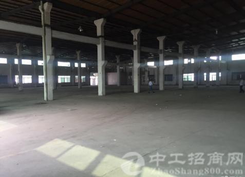 沙井和一新出独院十米高钢结构厂房8000平直租