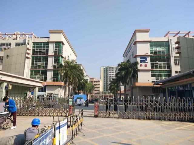 沙井新桥107旁边新出二楼600平精装修厂房