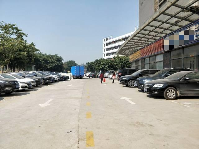 福永新和沿江高速出口一楼带装修电商贸易办公室