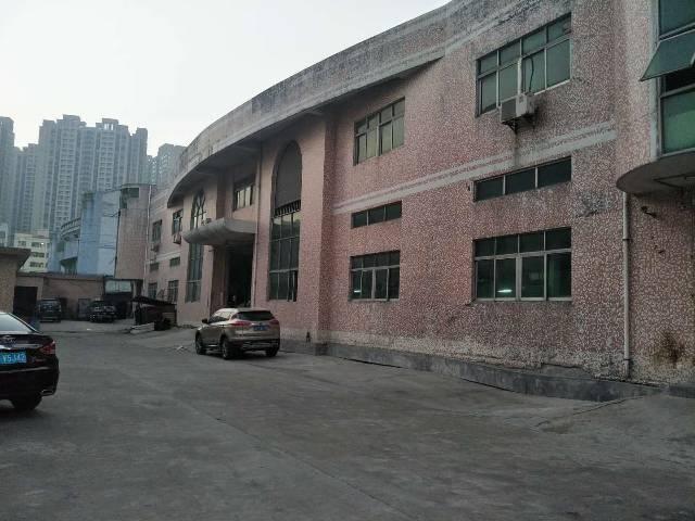 沙井后亭新出独院厂房4000平方,二楼有装修