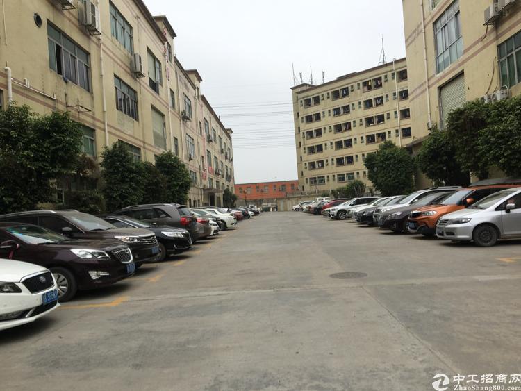 松岗大型工业园一楼650平米厂房招租