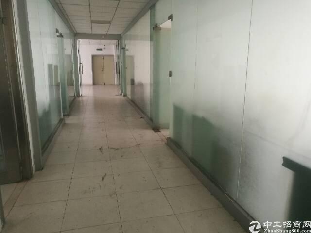 西乡九围1200平方整层带装修厂房出租
