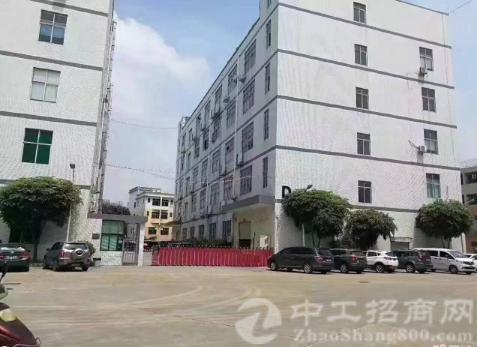 新桥芙蓉工业区新出独院1至4层8000平厂房招租