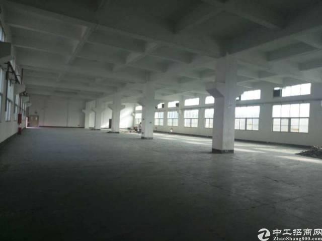 福永和平独门独院厂房4800平出租
