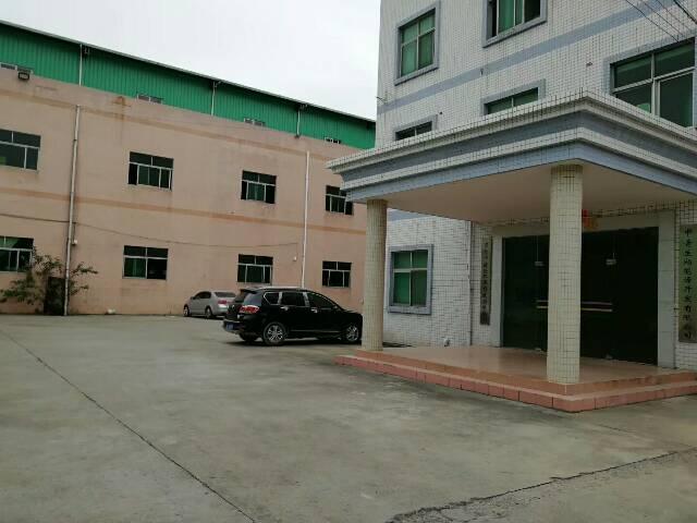 标准厂房2楼出租,面积950平方,租金10元每平方