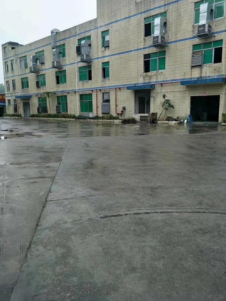 观澜黎光梅观高速出口新出原房东独院独栋厂房5200平