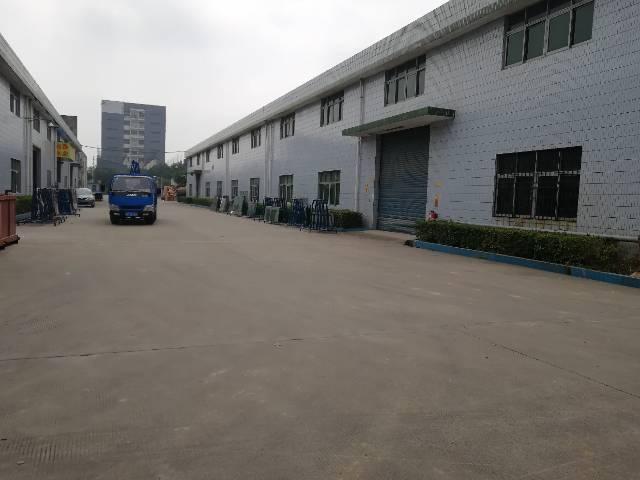 沙井新出共和工业区单一层厂房独院3000平方