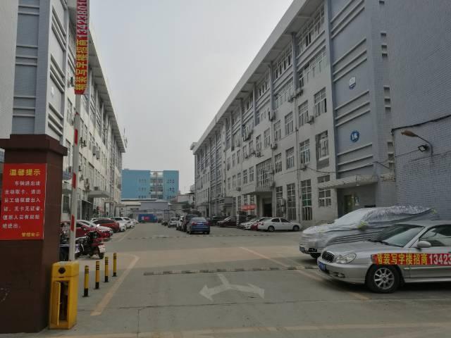 光明新区公明街道南光高速出口附近