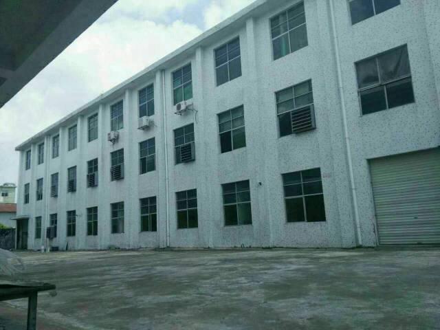 深圳龙岗区红本厂房出售5600平米