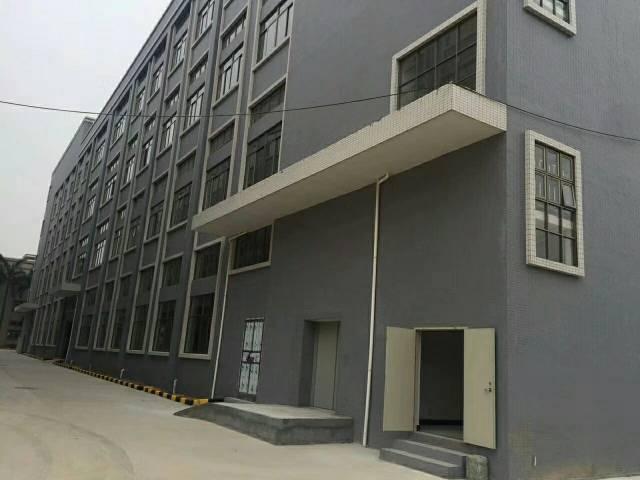 广州靠白云机场科技园厂房出租