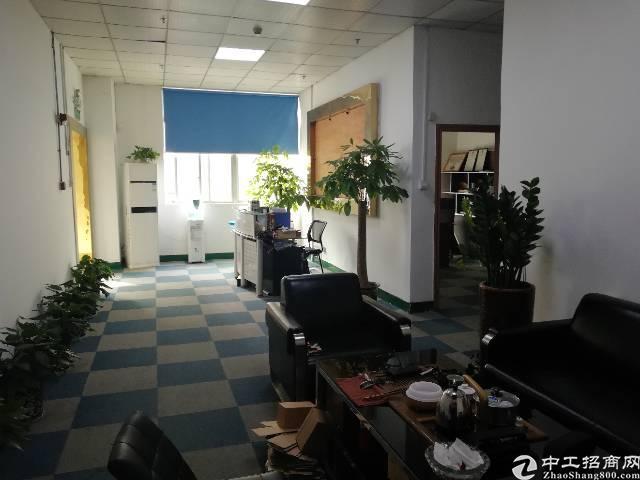 观澜福民核电工业园新出二楼1300平方带装修