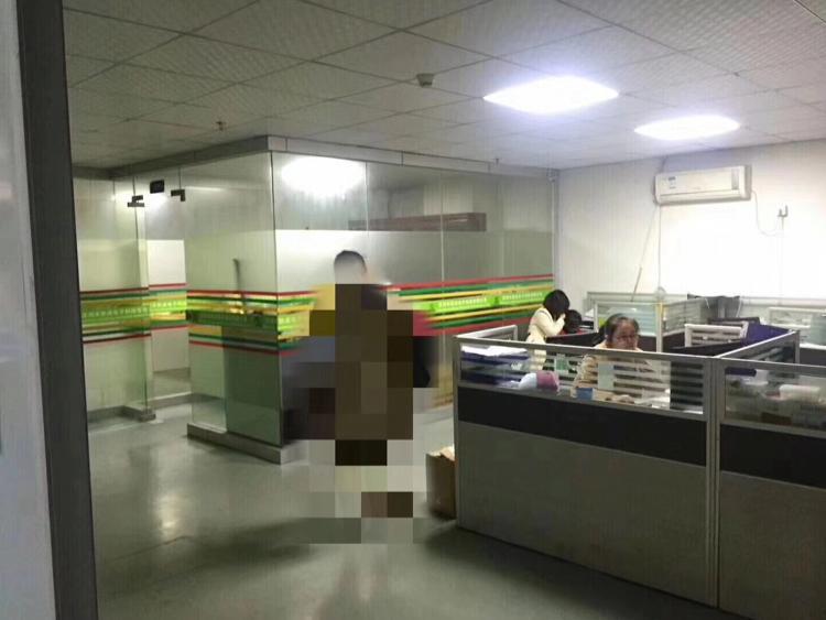 沙井大王山带装修厂房出租500平
