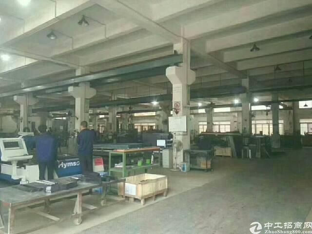 福永4800平方厂房带装修仓库