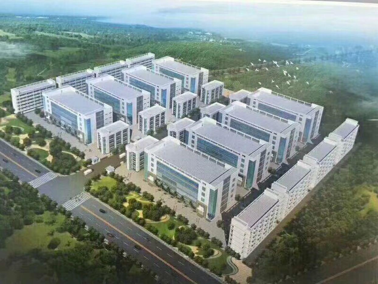 光明新区4.8万平米工业园:6000平米一栋厂房出租